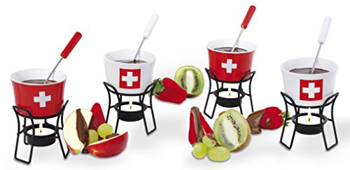 Nouvel 311240 16-Piece Fondue Set, Multicolored