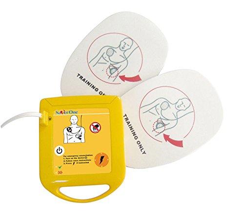 Mini AED Trainer Training Unit Teaching Device Machine Defibrillator XFT-D0009 (Aed Machine compare prices)