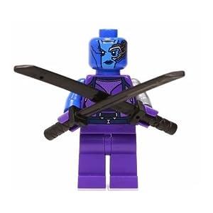 LEGO MARVEL DC super héros NEBULA du set 76020 TM gardiens de la galaxy