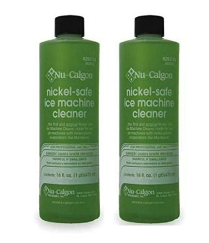 Nu Calgon Ice Machine Cleaner Nickel Safe 4287-34, 2 Pack (Ice Machine Cleaner Nickel Safe compare prices)