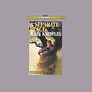 A Separate Peace Audiobook
