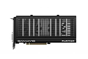 Gainward 426018336-2999 NVIDIA GeForce GTX760 Phantom Grafikkarte (PCI-e, 2GB GDDR5 Speicher, HDMI, 1 GPU)