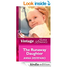 The Runaway Daughter (Mills & Boon Vintage Superromance) (Count on a Cop - Book 24)
