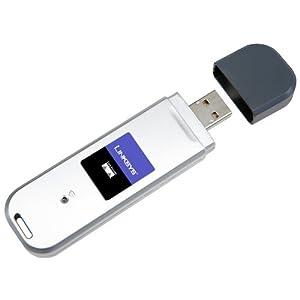 Linksys WUSB54GC USB - Módem