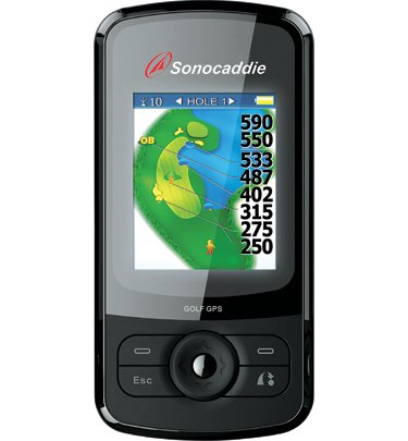 Sonocaddie V300 Plus Golf GPS (Black) Picture