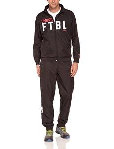 Umbro Graphic Woven Survêtement homme Noir FR : L (Taille Fabricant : L)