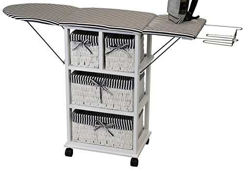 Portable Ironing Board Center (29