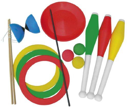 25 70 eduplay kit da giocoliere diabolo 12 pezzi for Decorazione torte ginnastica ritmica