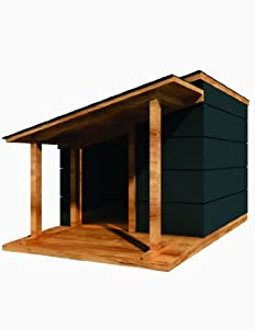 36 x 48 dog house plans lean to roof pet size to 100
