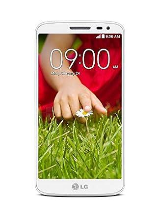 """LG G2 Mini - Smartphone Vodafone Débloqués Android (écran 4.7 """", appareil photo 8 MP, 8 Go, Quad-Core 1,2 GHz, 1 Go de RAM), Blanc"""