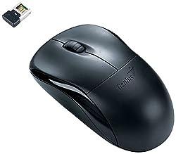 Genius NS-6000 24Ghz Wireless Optical Mouse (G5 Hanger)