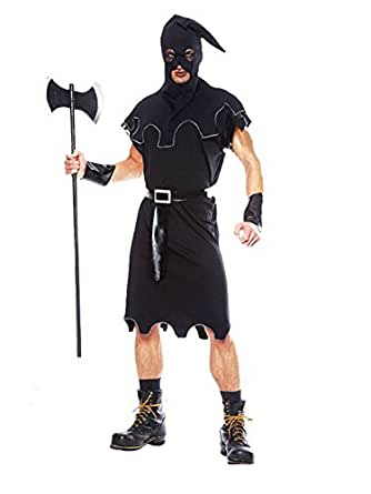 Keral Medieval Executioner Adult Fantasy Halloween Costume ...