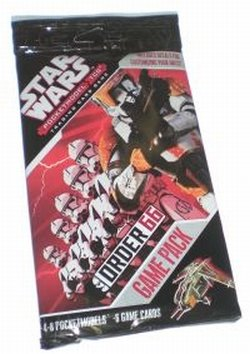 Order 66 Star Wars Pocket Model Card Game - 1