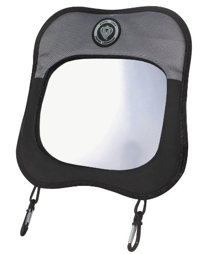 Prince Lionheart Child View Mirror, Black