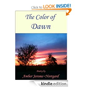 The Color of Dawn: Poetry by a Member of Generation X