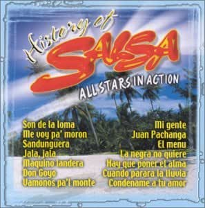a history of salsa music Faces of salsa, a spoken history of the music is essential reading for all people who want to know more about salsa music and it's evolution.