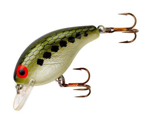 Best Price Rebel Super Teeny Wee-R Lure (Bass, 1 1/2-Inch)  Review