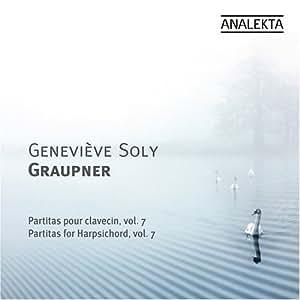 Partitas Pour Clavecin 7 / Partitas for Harpsichor