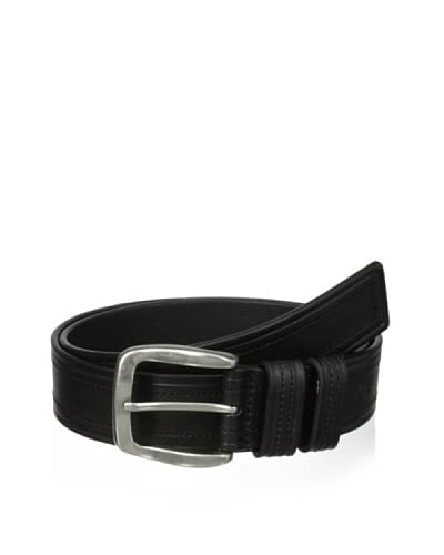 J.Campbell Los Angeles Men's Stitched Belt