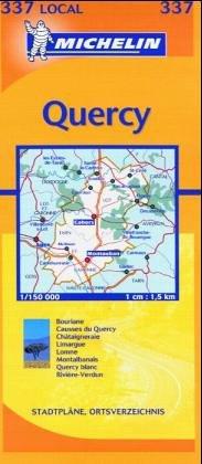 Quercy 1 : 150 000
