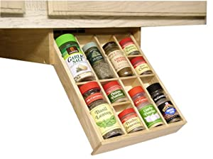 Axis 181 Under The Cabinet Spice Organizer