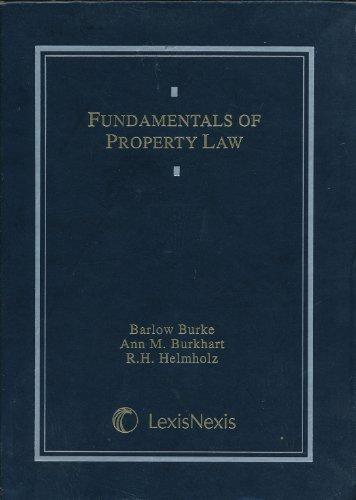 Fundamentals of Property Law