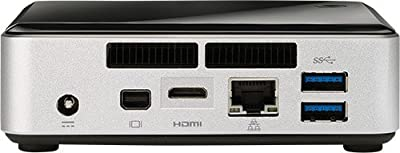 Intel Mini HDMI Mini DisplayPort USB 3.0 4th Gen Intel Core i3-4010U Consumer Infrared sensor