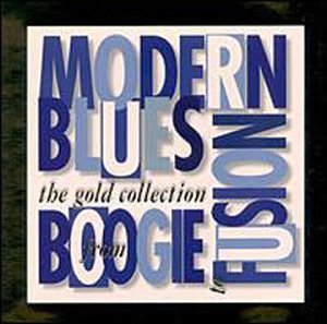 Modern Blues: Boogie to Fusion