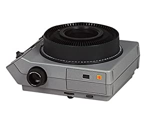 Kodak(R) Ektagraphic III E Plus Slide Projector