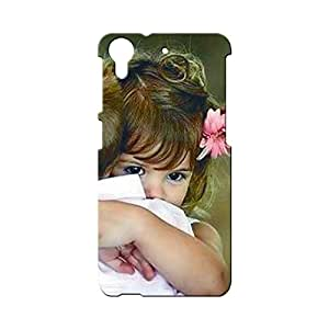 BLUEDIO Designer Printed Back case cover for HTC Desire 728 - G6973