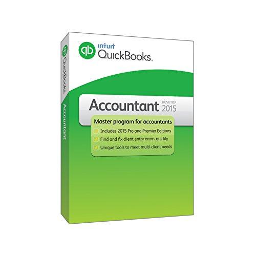 Intuit QuickBooks Accountant 2015 (Quickbooks Windows compare prices)