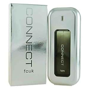 Fcuk French Connection Connect Him Eau de Toilette Spray for Men 100 ml