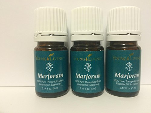 Marjoram Essential Oil by Young Living Independent Distributor- 15 ml