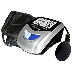 Amazon - Lumiscope 1103 Automatic Blood Pressure Monitor - $24.66
