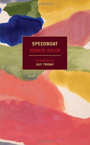 Image of Speedboat (NYRB Classics)