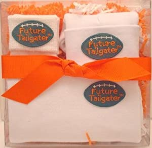 Future Tailgater Boxed 3 Piece Baby Gift Set - Miami by Future Tailgater
