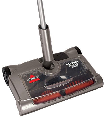 Bissell 28806 Perfect Sweep Turbo, Grey (Bissel Sweeper Turbo compare prices)