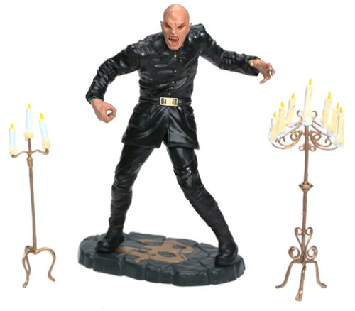 Picture of Moore Action Collectibles 1999 Buffy the Vampire Slayer Action Figure Series 1 - The Master (B00004YTCW) (Moore Action Collectibles Action Figures)