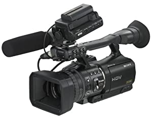 Sony HVR-V1U 3-CMOS 1080i Professional HDV Camcorder with 20x Optical Zoom