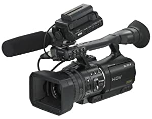 Sony HVR-V1U 3-CMOS 1080i Professional HDV Camcorder with 20x Optical Zoom (Discontinued by Manufacturer)