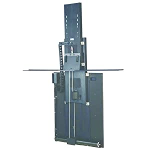 Hafele motorized flat panel tv lift for Motorized flat screen tv lift