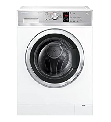 Fisher&Paykel WH8560J1 FP IN Fully-automatic Front-loading Washing Machine (8.5 Kg, White)