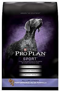 Purina Pro Plan All Life Stages Performance Dry Dog Food, 37.5-Pound Bag