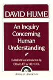 Inquiry Concerning Human Understanding an Abstract (002353110X) by Hume, D.