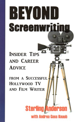 Beyond Screenwriting: Insider Tips and Career Advice from a Successful TV and Film Writer
