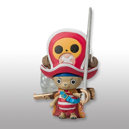 ONEPIECE One Piece Super Modeling Soul The Movie - Decisive Battle for combat uniform - Tony Tony Chopper separately figure Bandai