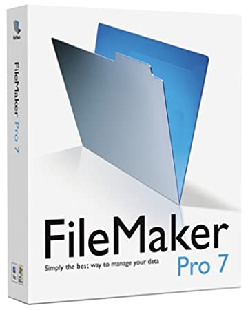 FileMaker Pro 7 Upgrade (Mac)
