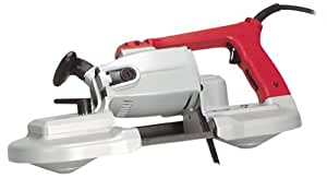 Milwaukee 6225 6 Amp or 5 Amp 2 Speed Portable Band Saw