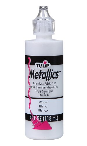 tulip-3d-fabric-paint-4oz-metallic-white