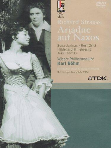 R. Strauss:  Ariadne Auf Naxos [DVD] [2011]